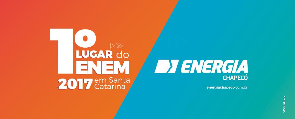 1º lugar ENEM 2017