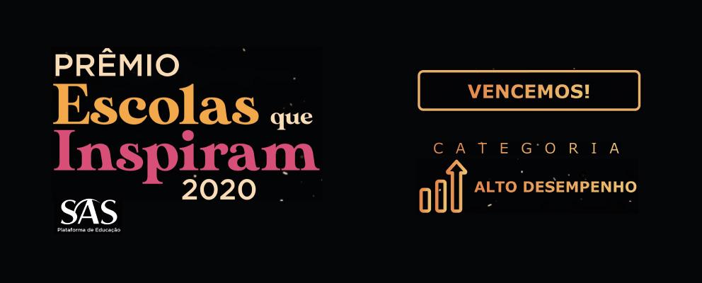 Prêmio Escolas que Inspiram 2020